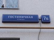 Продается 1-к Квартира, Гостиничная, 31.6 м2, этаж 3/9 - Фото 1