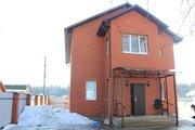 Продаётся дом 158 м2 на участке 6,24 сотки, Софрино, с/т Поляна-2 - Фото 1
