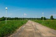 Участок 9 соток в обжитом поселке - Фото 2