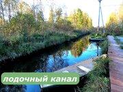Участок 10 соток на озере Косомольское - Фото 1