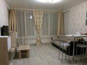 Сдается однокомнатная квартира-студия на Московском пр, 74, к. 5