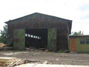 Земельный участок пром.назначения 1,03 га, Промышленные земли в Семенове, ID объекта - 200110131 - Фото 8
