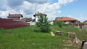 Земельный участок дск в коттеджном поселке Истра Вилладж Солнечногорск - Фото 3