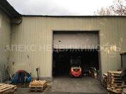 Аренда склада пл. 1025 м2 м. Отрадное в складском комплексе в Отрадное