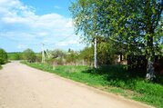 Участок 25 соток под ИЖС в деревне Любятино (Волоколамский район)