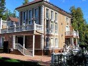 Дом в английском стиле на большом участке в Жаворонках, Минское шоссе - Фото 1