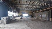 Производственно-складское здание в г. Серпухов, общей площадью 2083 м2 - Фото 5