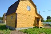 Дом ПМЖ, село Никитское 80 кв м на участке 9.5 соток 55 км от МКАД - Фото 4