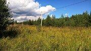 25 сот под ИЖС в дер.Илькино - 95 км Щёлковское шоссе - Фото 3