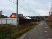 Жилой дом из профилированного бруса в д.Крючково, Истринский р-н - Фото 2