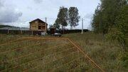 Участок 12 соток в деревне Башкардово 89 км от МКАД - Фото 1