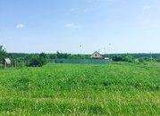 Продается земельный участок 10 соток в селе Аксиньино, Ступинского рай