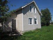 Дом с участком для ПМЖ или Дачи д. юркино МО - Фото 1