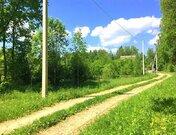 Продается зес.участок 10 соток, д.Пушкино, СНТ «Химик» - Фото 1
