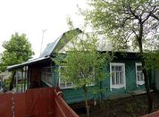 Часть дома площадью 60 кв.м с участком 8 соток в городе Бронницы. - Фото 1