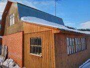 Дом 2 эт. в СНТ Ордынцы, г. Подольск, Силикатная на участке 6 соток - Фото 2