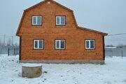 Дом ПМЖ 80 кв м на участке 7.5 соток село Никитское без отопления - Фото 5