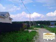 Участок 15 соток в п. Повадино, Домодедовского района - Фото 2