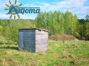 Продается участок в деревне Колодези Боровского района.