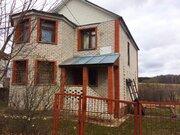 Продаётся дом в живописной деревне Подмалинки с видом на реку Осёнка. - Фото 3