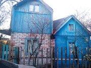 Участок 5 сот. + дом СНТ Стройгаз