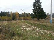 Земельный участок в д.Новопареево Щелковского района 64 км от МКАД - Фото 3