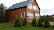 Дом, участок 15 соток, Александровский р-н, д.Ивановское - Фото 1