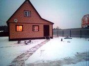 Поодается 2х этажный дом 80 кв.м. на участке 10 соток, д.Мечтаево