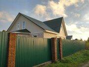 Новый дом 220 м.кв. на участке 12 соток в д. Лукошкино, новая Москва - Фото 5
