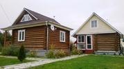 Продается дом 110 кв.м, баня и 15 соток земли. - Фото 1