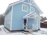 Новый дом эконом-класса, для ПМЖ со всеми коммуникациями Калужское ш - Фото 1