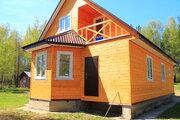 Дом из бруса на 18 сотках свой выход В лес + гостевой дом - Фото 2