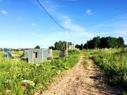 12 соток, в деревне Целеево, 40 км. от МКАД по Дмитровскому шоссе. - Фото 1