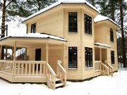 Новый дом в селе Купанское, в сосновом бору - Фото 1