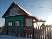 Новый блочный дом 110 м2 с Участком 30 соток в деревне, ИЖС - Фото 3