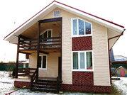 Жилой дом 140 кв.м, + 125 кв.м. гостевой дом-баня. Газ. ИЖС 13 сот. - Фото 2