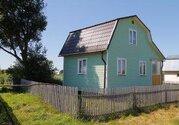 Новый дом с участком 15 соток в Чаплыгинском районе Липецкой области - Фото 1