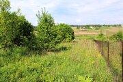 Продам участок 10 соток в д. Гришино - Фото 1