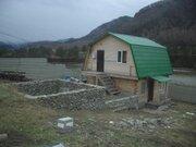 Срочно дом-баню с участком в Чемале на берегу Катуни - Фото 1