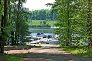 Коттедж 480м на берегу Пироговского водохранилища. Первая линия воды