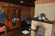 Дом с баней в деревне у озера, участок 19 соток для ИЖС, д.Бабурино - Фото 2