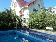 Дом с бассейном у моря в Сочи - Фото 1