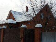 Дом 260 кв.м. г.Домодедово, ул. Заводская, Каширское ш - Фото 2