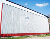 Отапливаемый склад 1143,3 кв.м. в Батайске - Фото 1