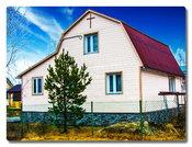 Продаю загородный жилой дом, Красное Село, Пушкинское шоссе, 4 км - Фото 1