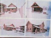 Предлагаем приобрести участок 8 соток с недостроенным домом в СНТ. - Фото 1
