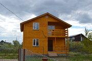 Дом 105кв.м на уч. 5 сот с. Цибино ул. Пименовка ,45 км. от МКАД - Фото 1