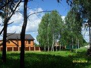 Прекрасный участок на окраине леса в д. Данилово - Фото 1