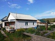 Одноэтажный дом из бруса в с.Зыково, ул.Мостовая дом 17в - Фото 2