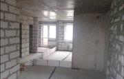 Продается 2-х комнатная квартира в новом доме, без ремонта. - Фото 1